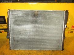 Радиатор ДВС Bmw 3-series E46-AT52 N42B18A Фото 2