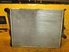 Радиатор ДВС Bmw 3-series E46-AT52 N42B18A Фото 1