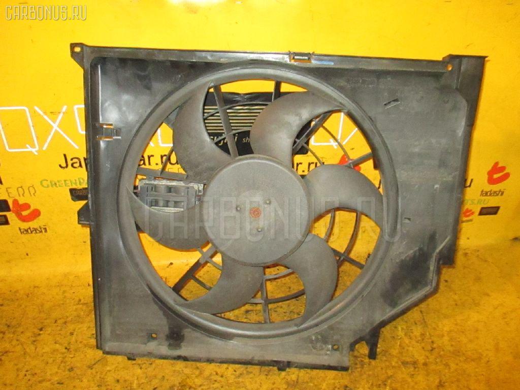 Вентилятор радиатора ДВС BMW 3-SERIES E46-AT52 N42B18A Фото 2