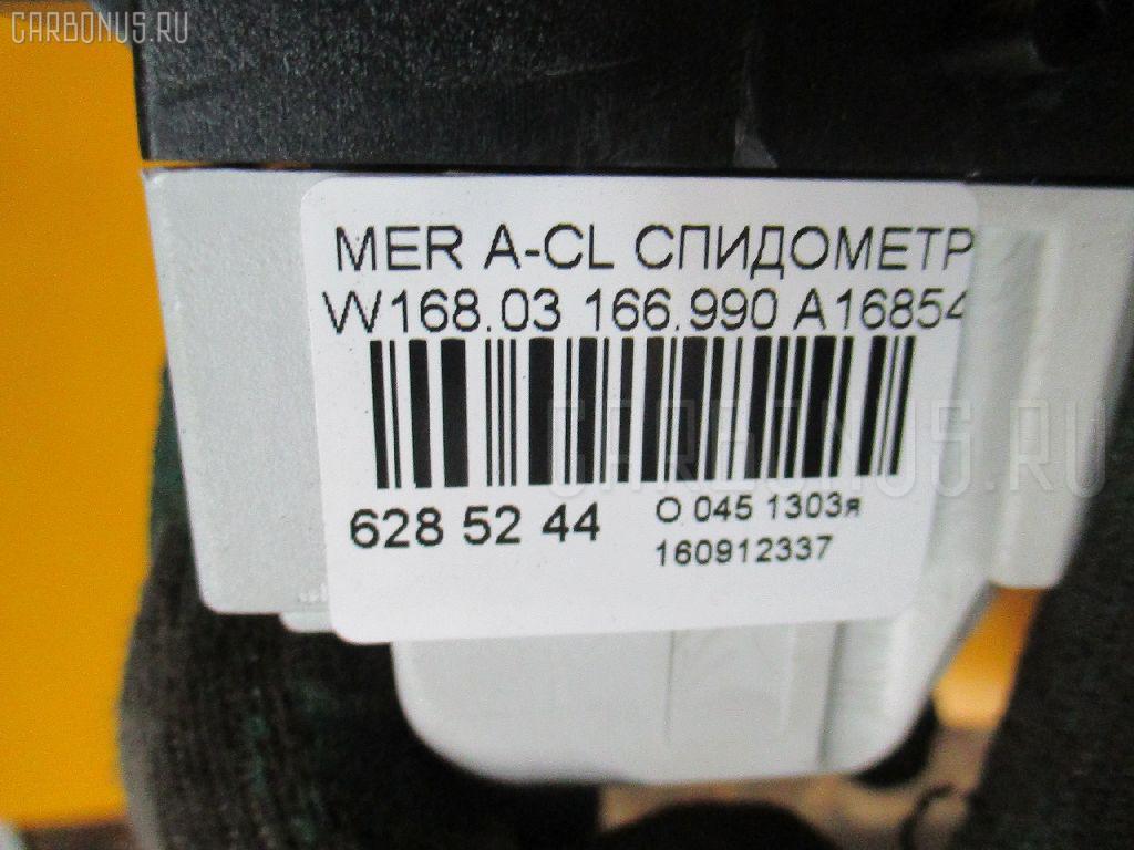 Спидометр MERCEDES-BENZ A-CLASS W168.032 166.990 Фото 4