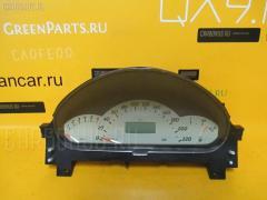 Спидометр MERCEDES-BENZ A-CLASS W168.032 166.990 Фото 3