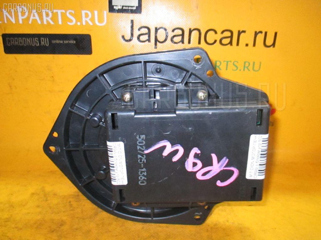 Мотор печки MITSUBISHI DION CR9W. Фото 10