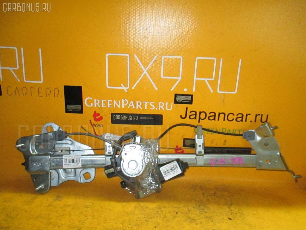 Стеклоподъемный механизм TOYOTA MARK II GX90 Фото 1