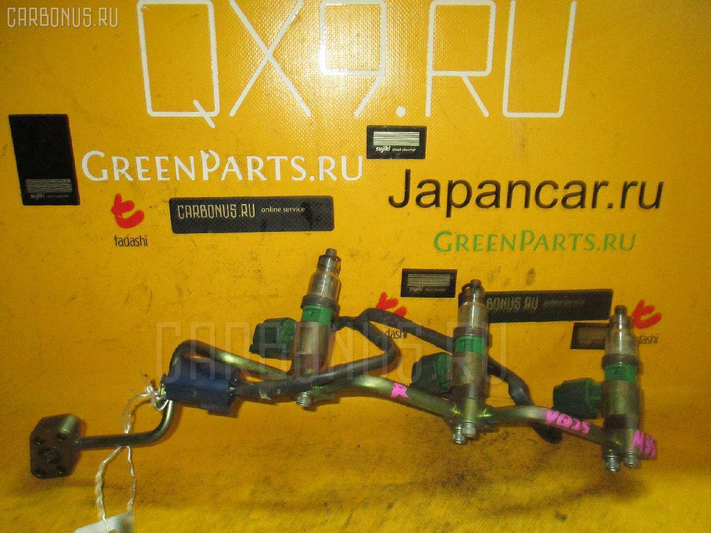 Форсунка инжекторная Nissan Stagea M35 VQ25DD Фото 1