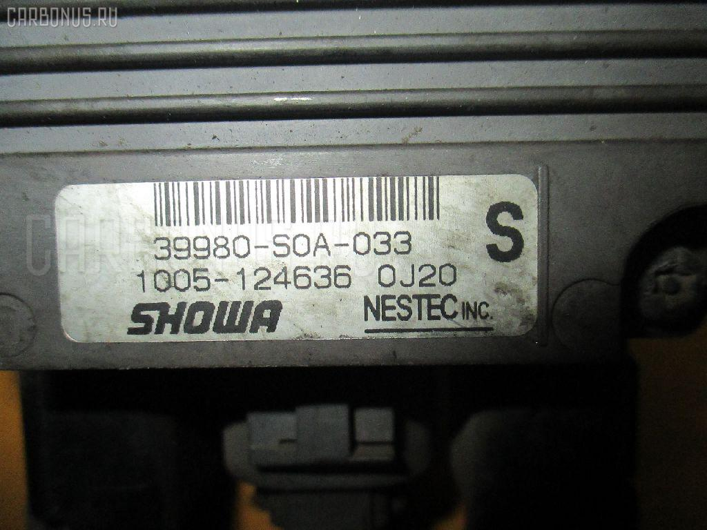 Блок управления электроусилителем руля HONDA ACCORD CF4 Фото 1