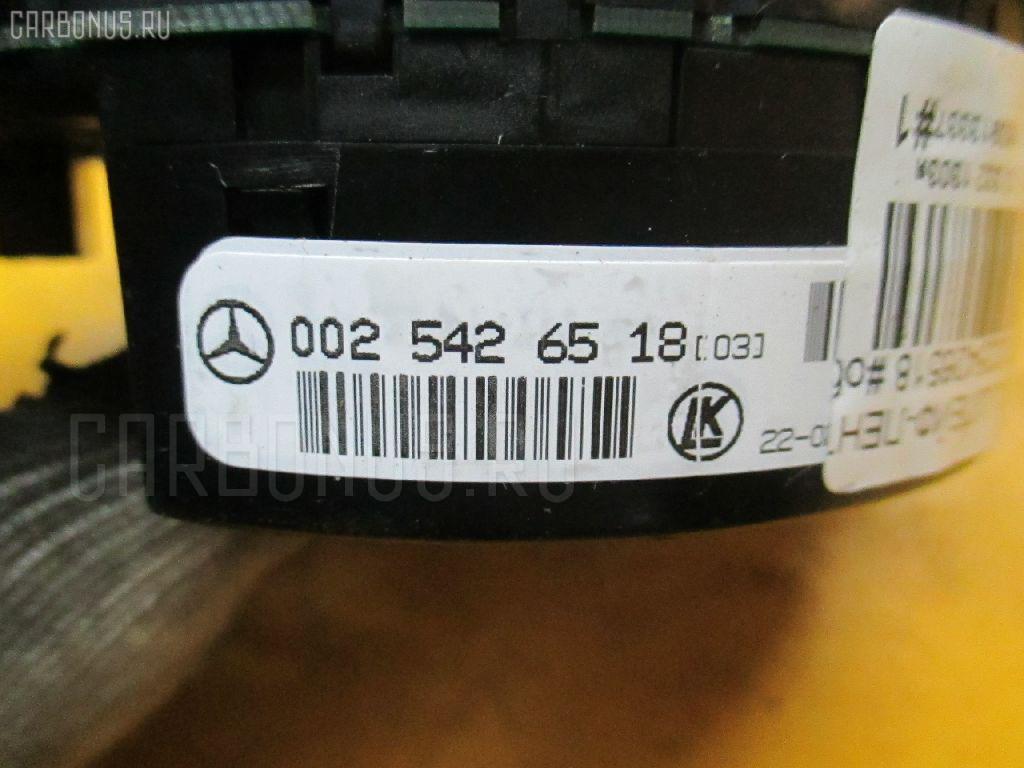 Датчик угла поворота рулевого колеса MERCEDES-BENZ A-CLASS W168.133. Фото 1