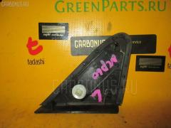 Накладка на крыло Toyota Vitz SCP10 Фото 1