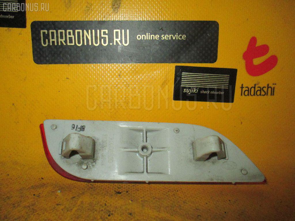 Катафот заднего бампера SUBARU IMPREZA WAGON GH2 Фото 1