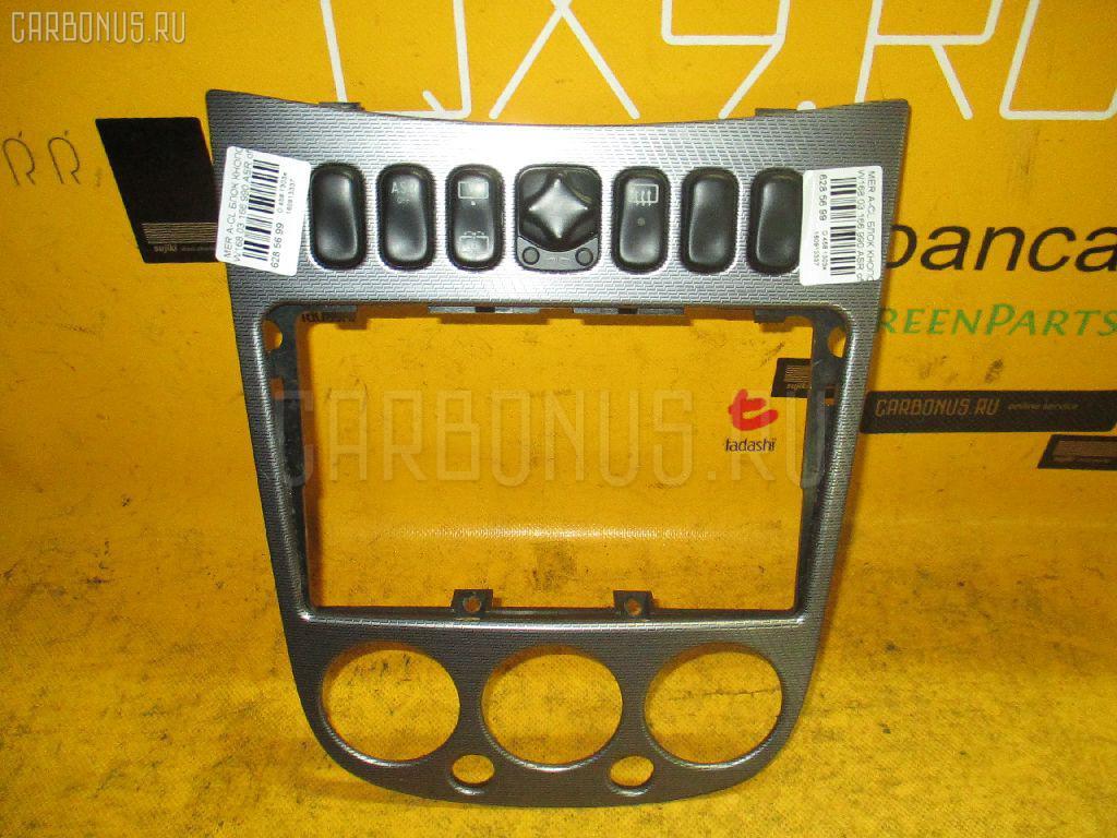 Блок кнопок MERCEDES-BENZ A-CLASS W168.032 166.990 Фото 3