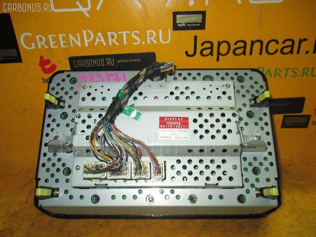 Блок управления климатконтроля TOYOTA CROWN JZS171 Фото 2
