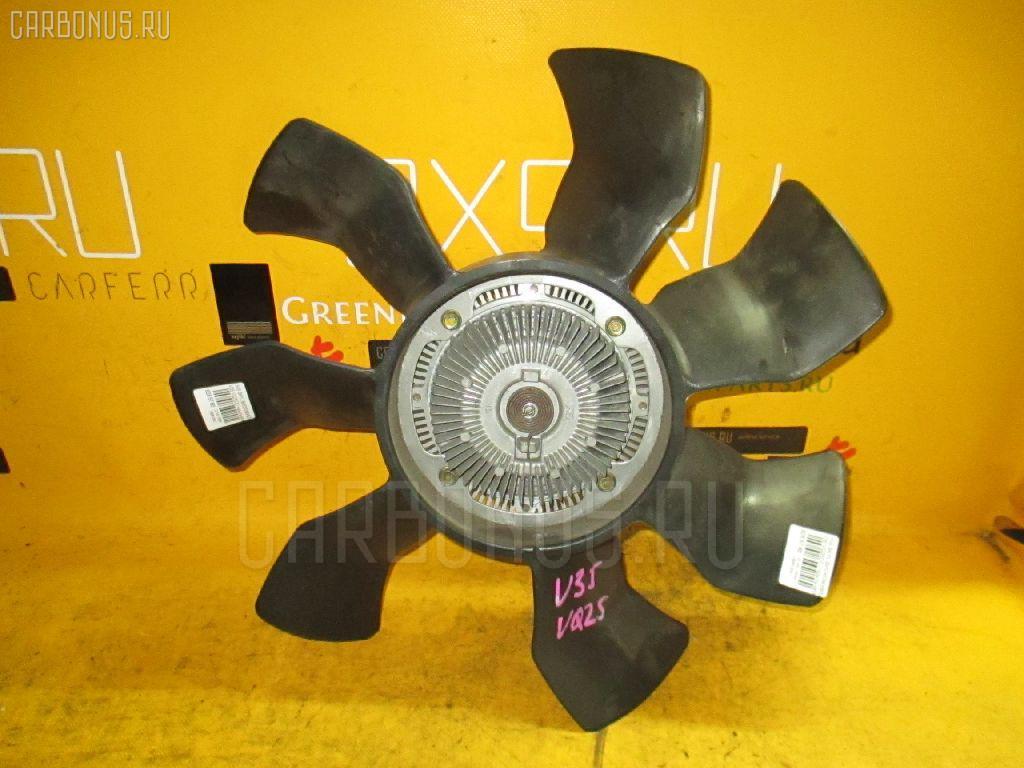 Вискомуфта NISSAN SKYLINE V35 VQ25DD Фото 1