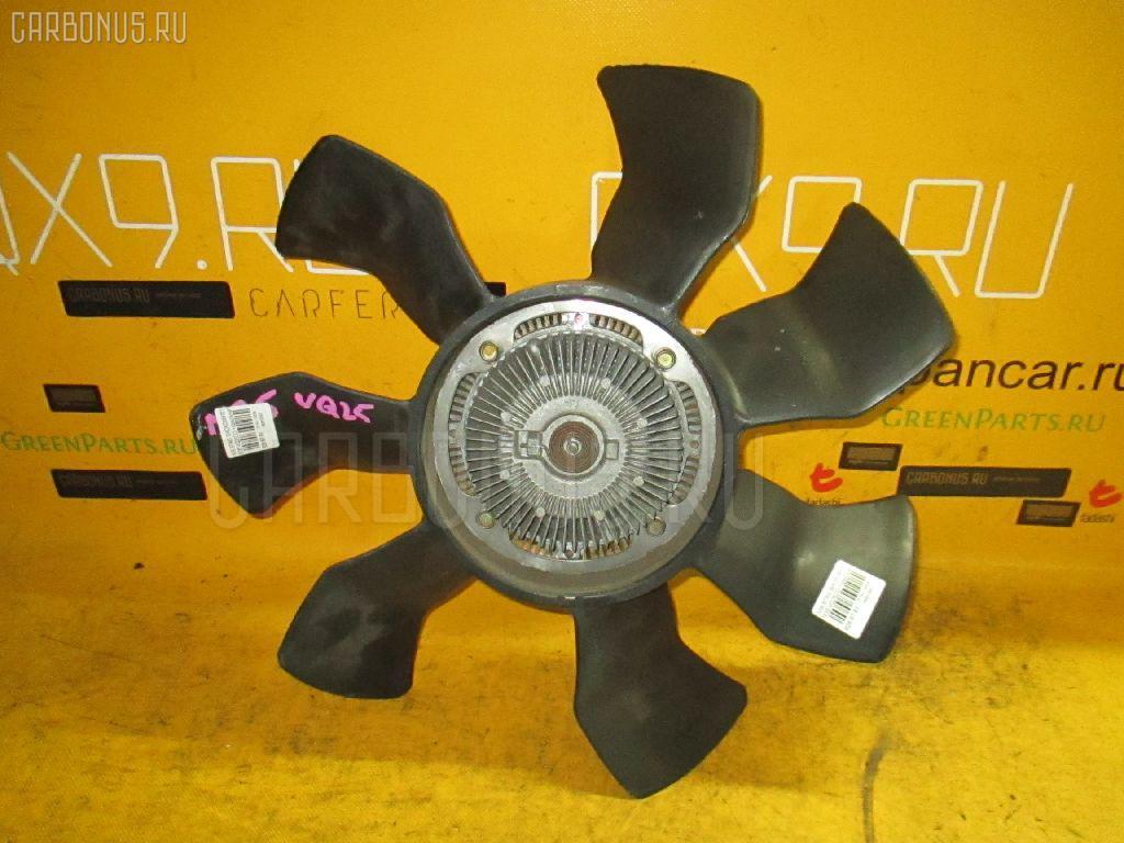 Вискомуфта Nissan Stagea M35 VQ25DD Фото 1