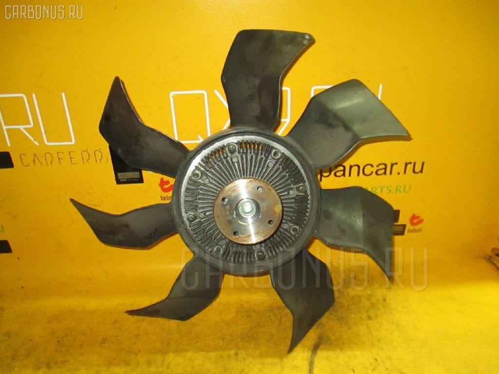 Вискомуфта NISSAN CEDRIC MY34 VQ25DD Фото 2