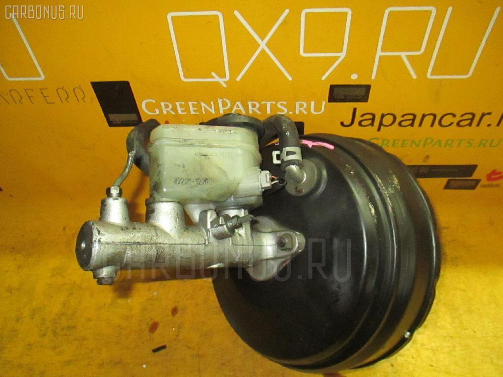 Главный тормозной цилиндр TOYOTA SV43 3S-FE. Фото 6