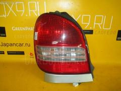 Стоп Toyota Corolla spacio AE111N Фото 2