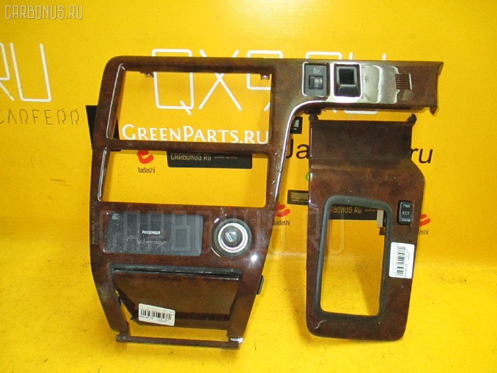 Консоль магнитофона TOYOTA JZX100 Фото 1