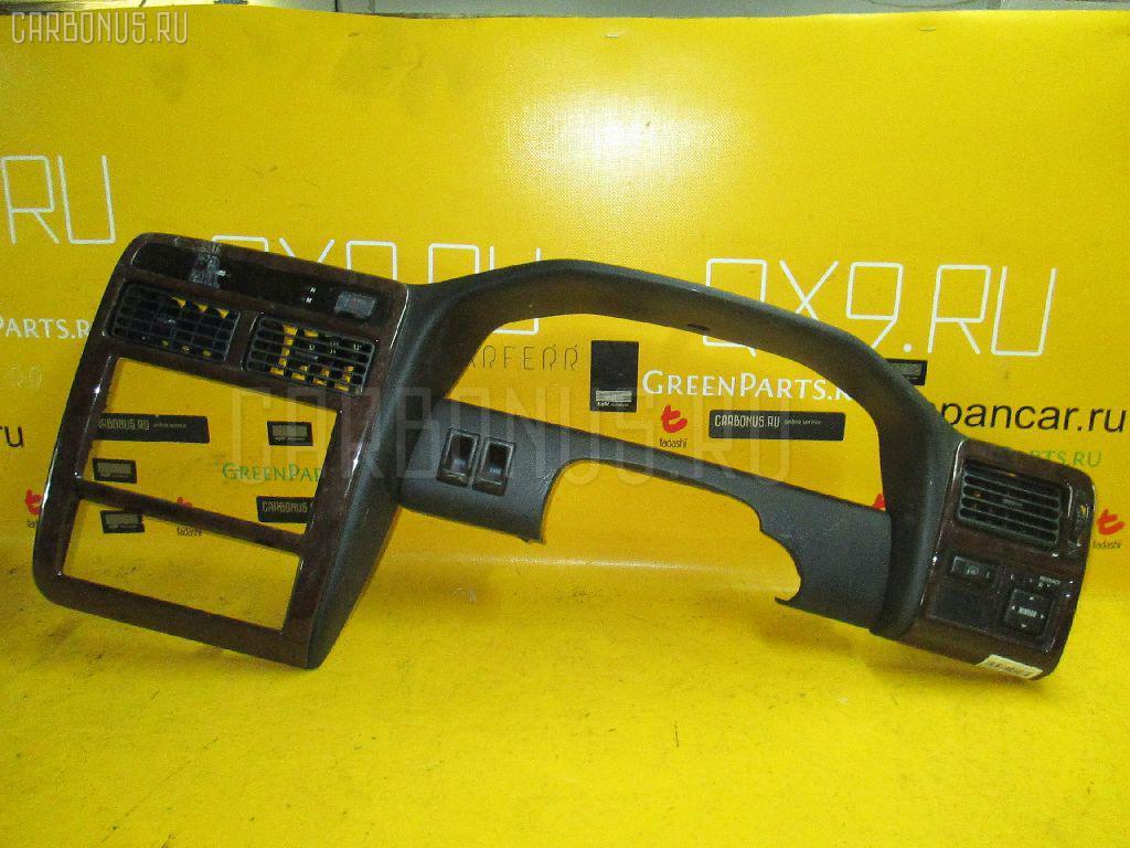 Консоль магнитофона TOYOTA CORONA PREMIO AT211 Фото 1