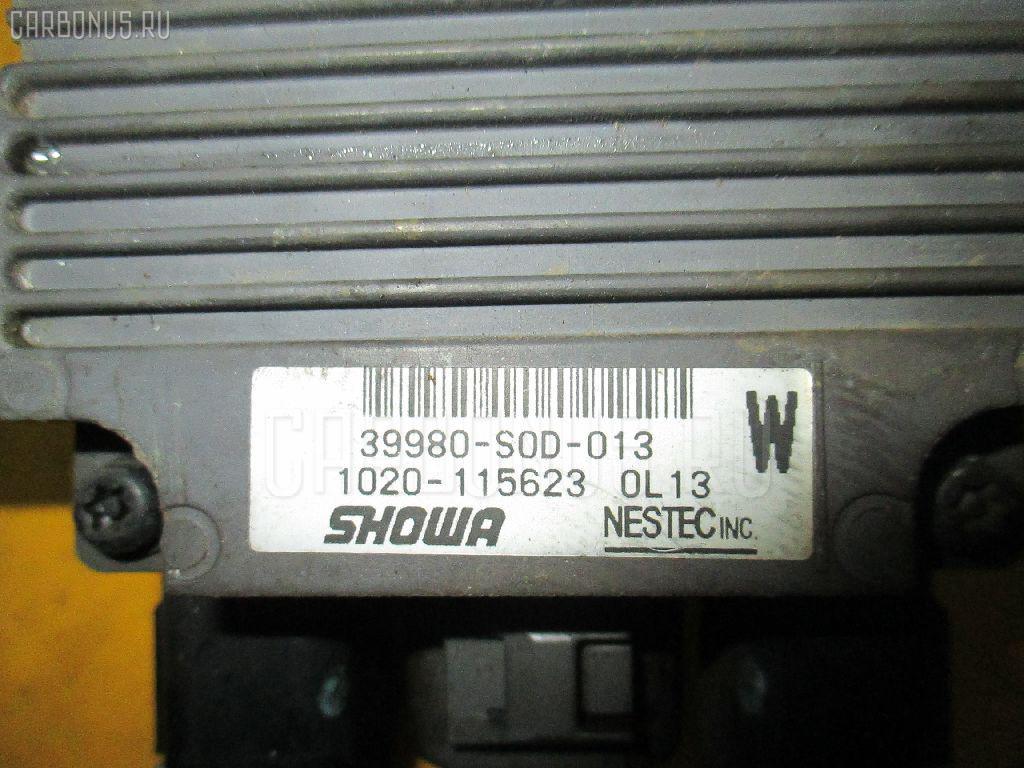 Блок управления электроусилителем руля HONDA ACCORD WAGON CF6 F23A Фото 1