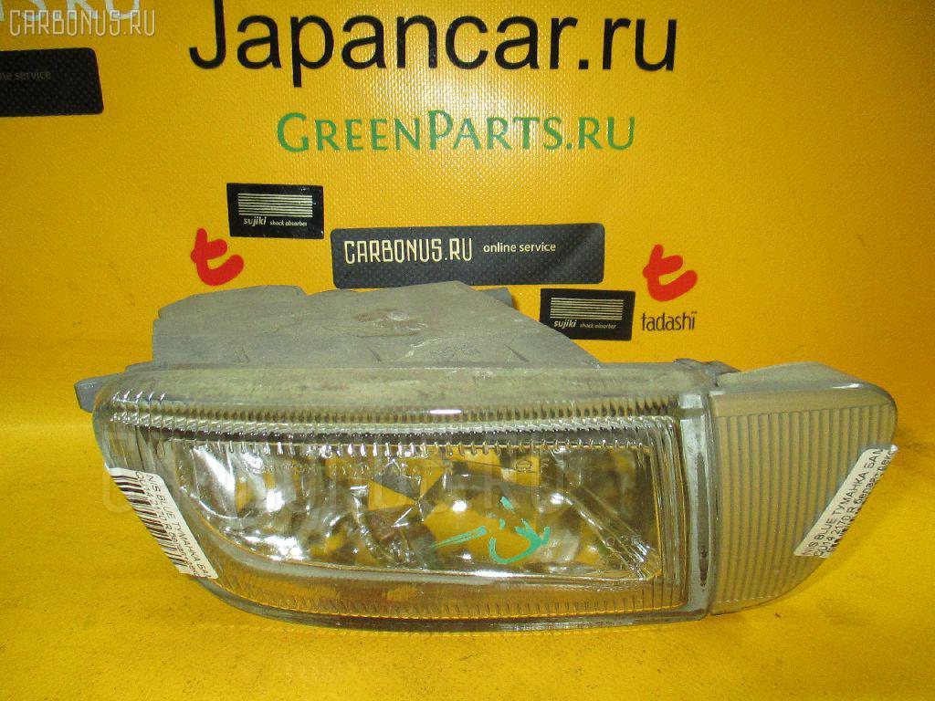 Туманка бамперная Nissan Bluebird QU14 Фото 1