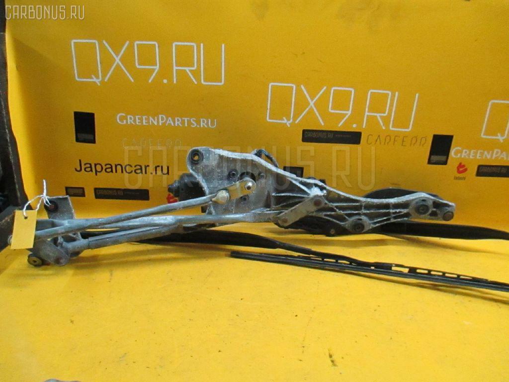 Мотор привода дворников TOYOTA HARRIER SXU10W Фото 4
