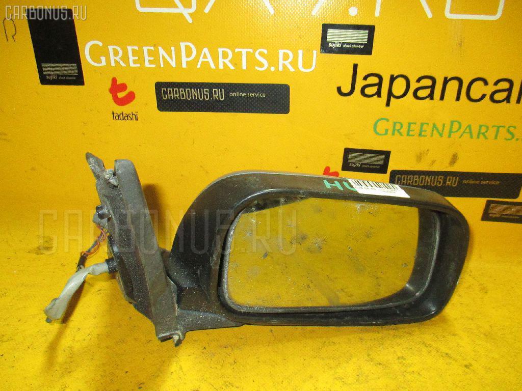Зеркало двери боковой Nissan Bluebird HU14 Фото 1