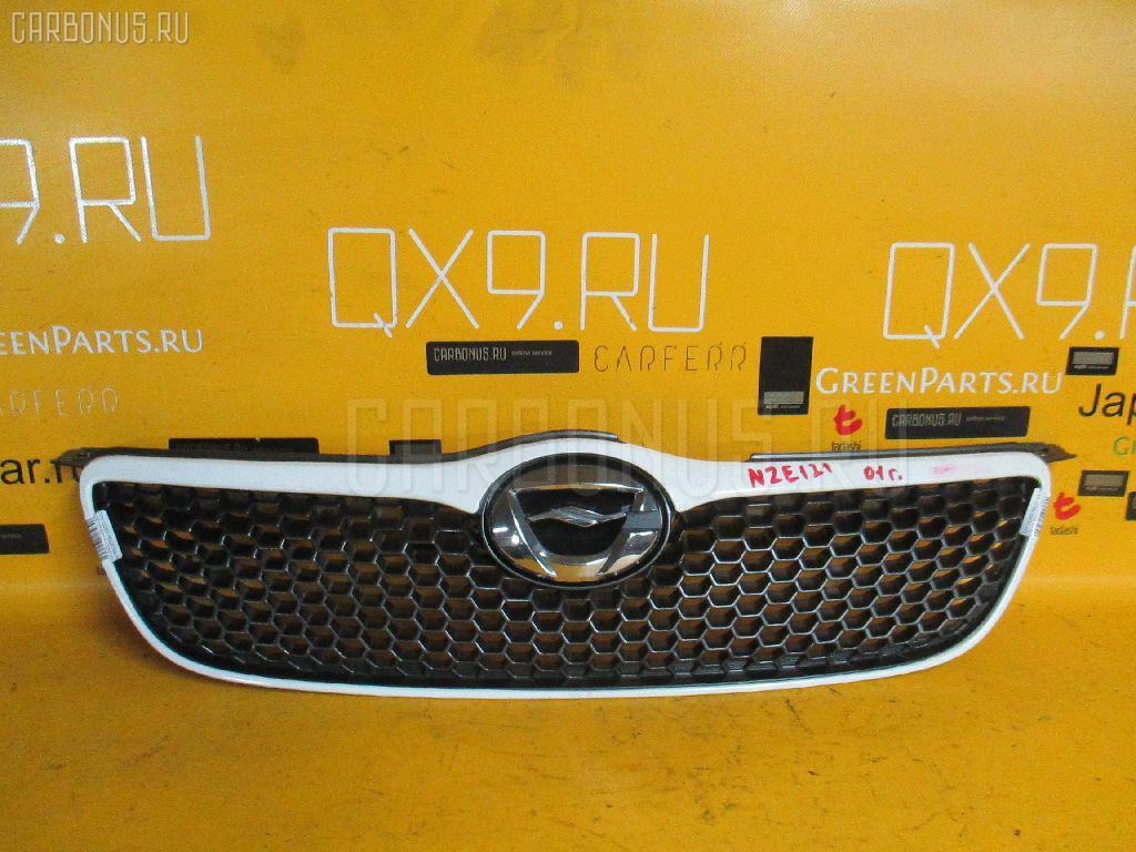 Решетка радиатора TOYOTA COROLLA RUNX NZE121. Фото 7