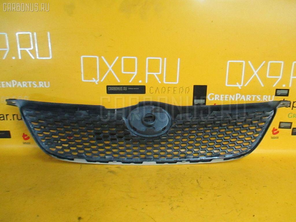 Решетка радиатора TOYOTA COROLLA RUNX NZE121. Фото 8