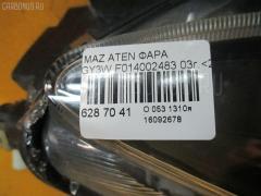 Фара Mazda Atenza sport wagon GY3W Фото 3