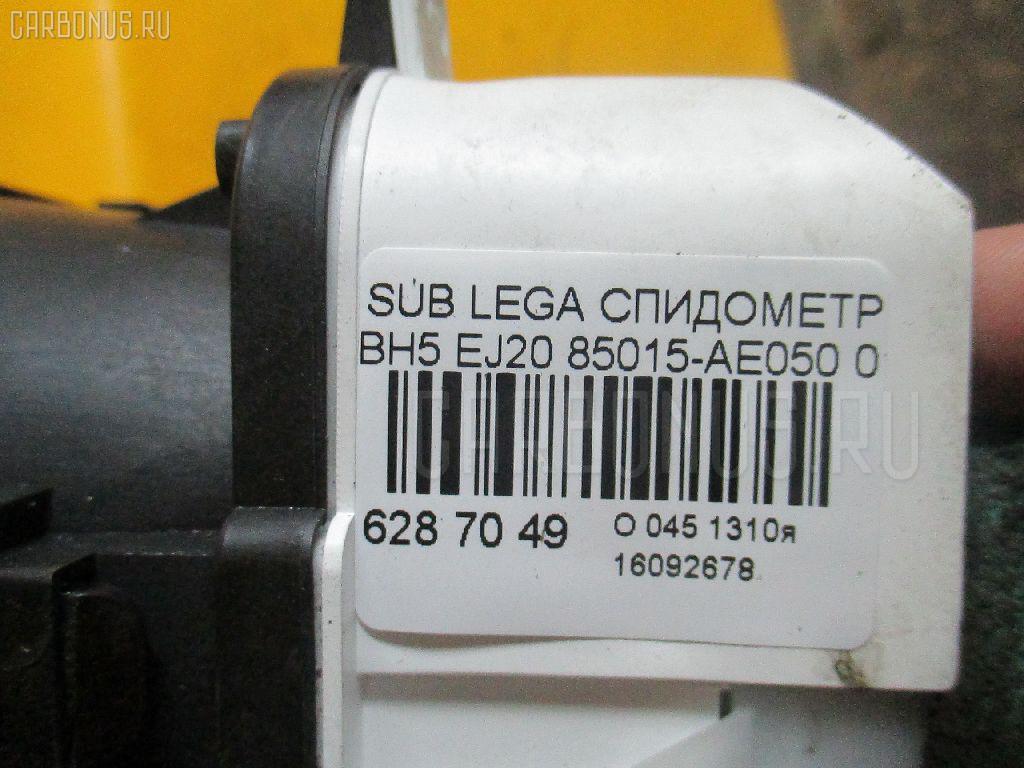 Спидометр SUBARU LEGACY WAGON BH5 EJ20 Фото 3