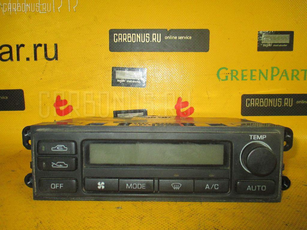 Блок управления климатконтроля NISSAN PRIMERA CAMINO WAGON WHP11 SR20DE. Фото 1