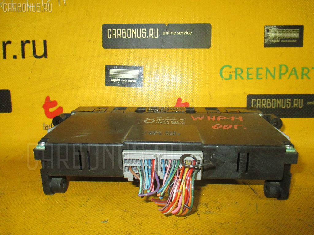 Блок управления климатконтроля NISSAN PRIMERA CAMINO WAGON WHP11 SR20DE. Фото 2