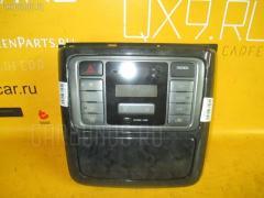 Блок управления климатконтроля TOYOTA GAIA ACM10G 1AZ-FSE Фото 1