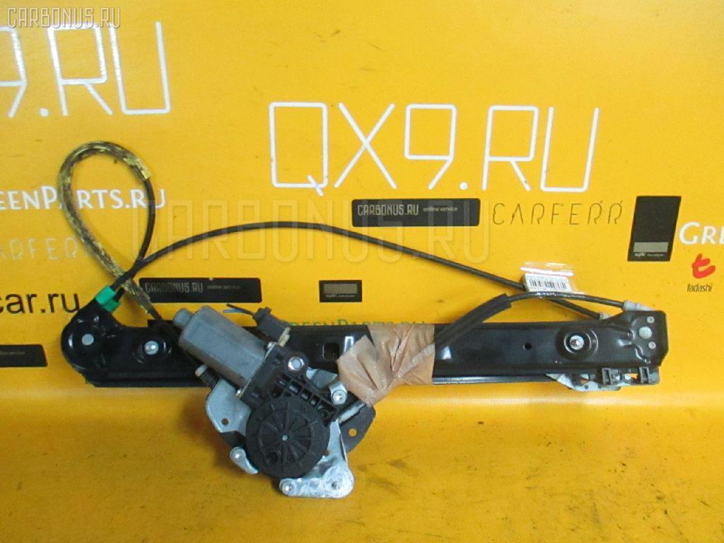 Стеклоподъемный механизм BMW 3-SERIES E46-EX52 Фото 1