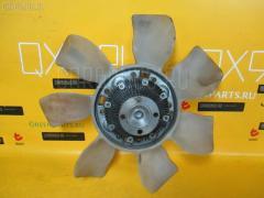 Вискомуфта Toyota GX100 1G-FE Фото 2