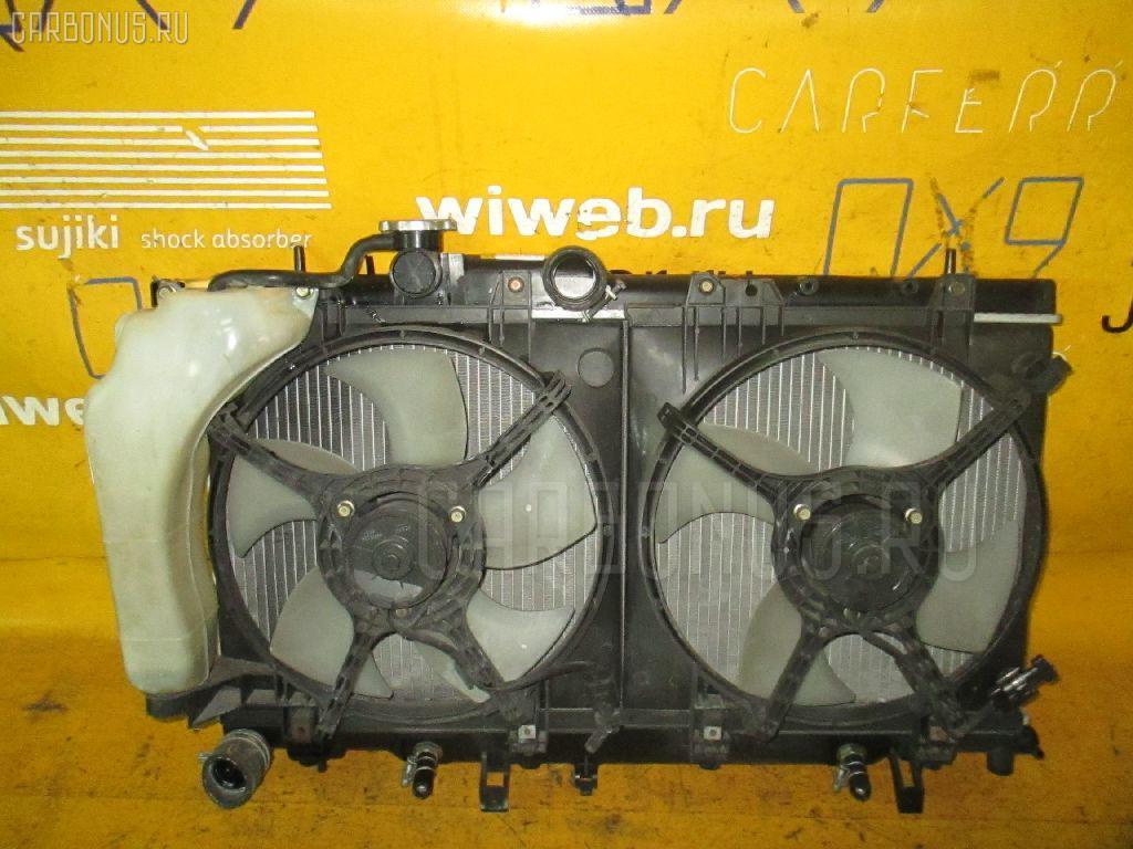 Радиатор ДВС SUBARU LEGACY LANCASTER BH9 EJ254. Фото 11