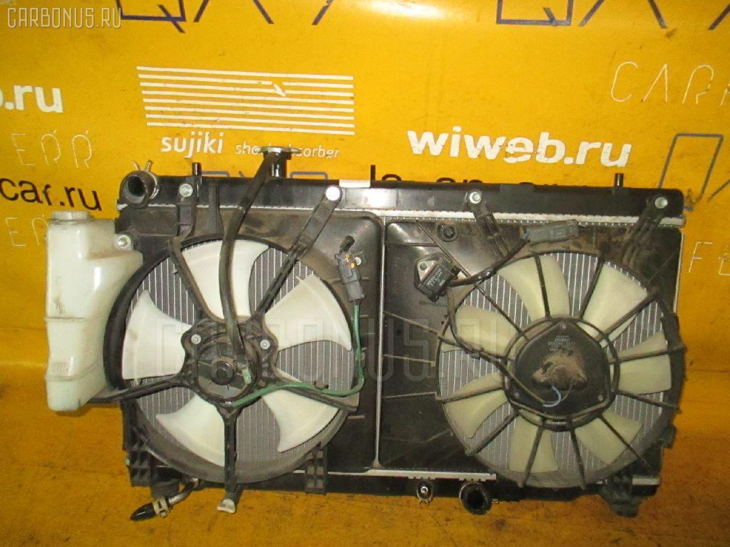 Радиатор ДВС HONDA AIRWAVE GJ1 L15A Фото 2
