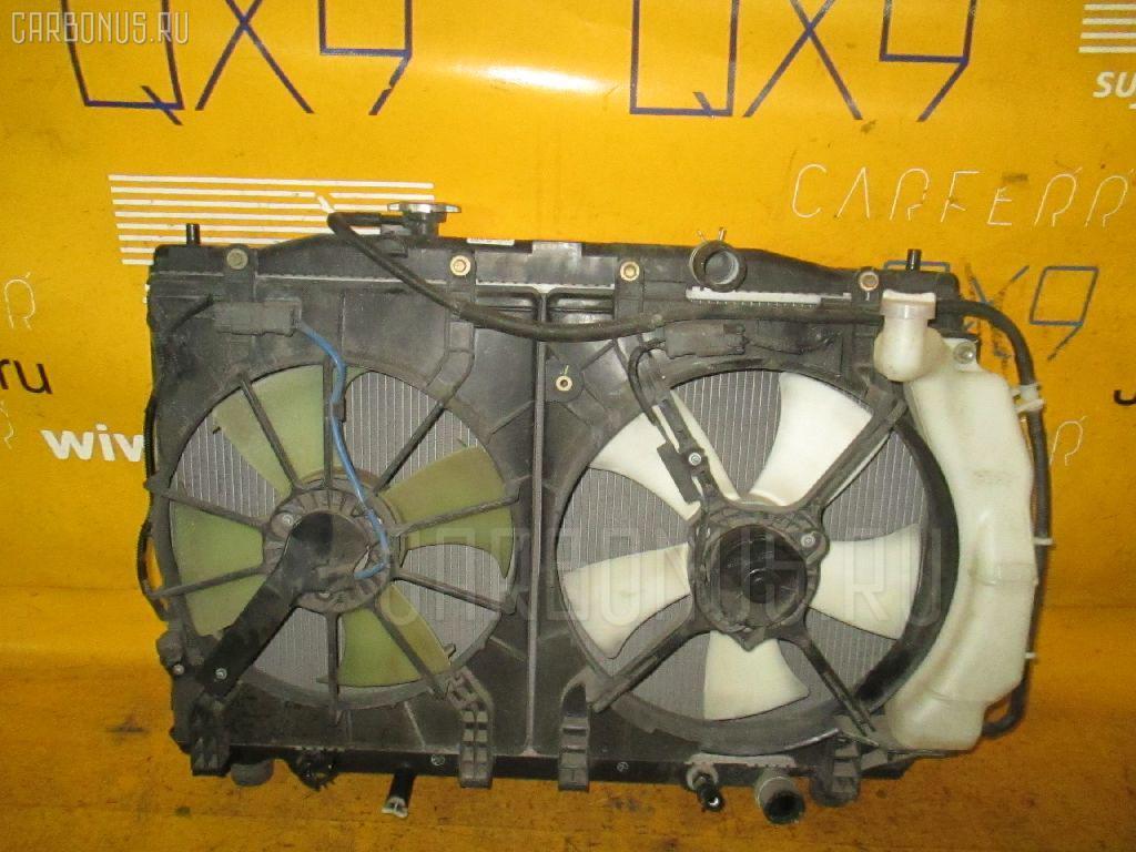 Радиатор ДВС HONDA EDIX BE1 D17A. Фото 7
