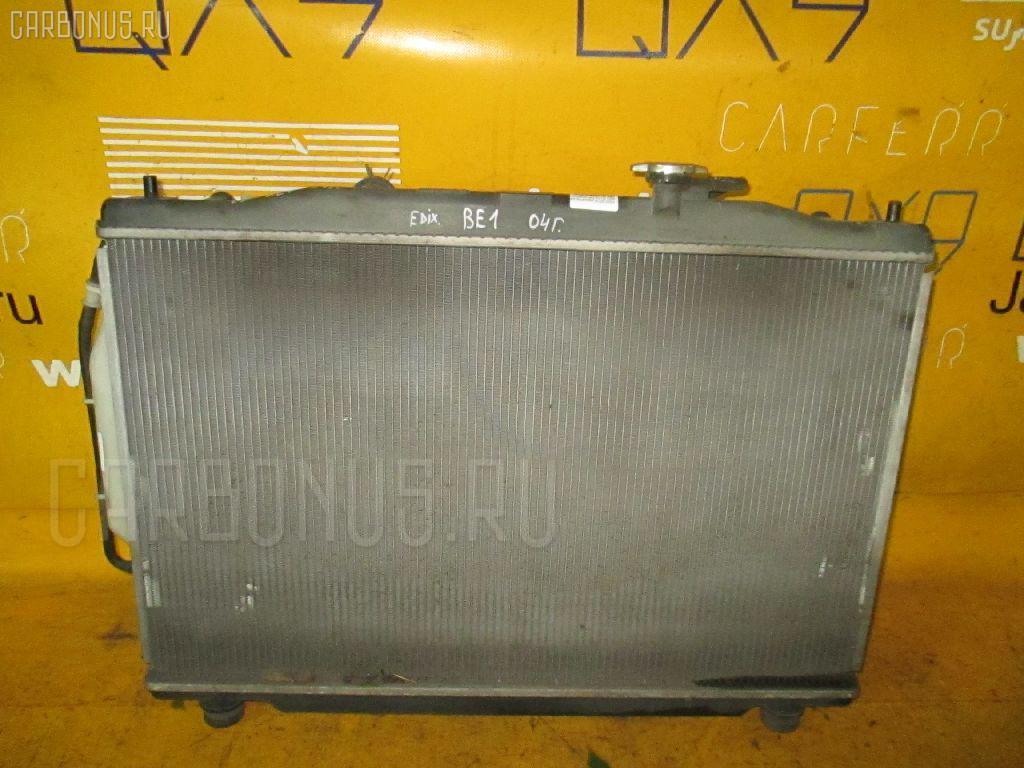 Радиатор ДВС HONDA EDIX BE1 D17A. Фото 8