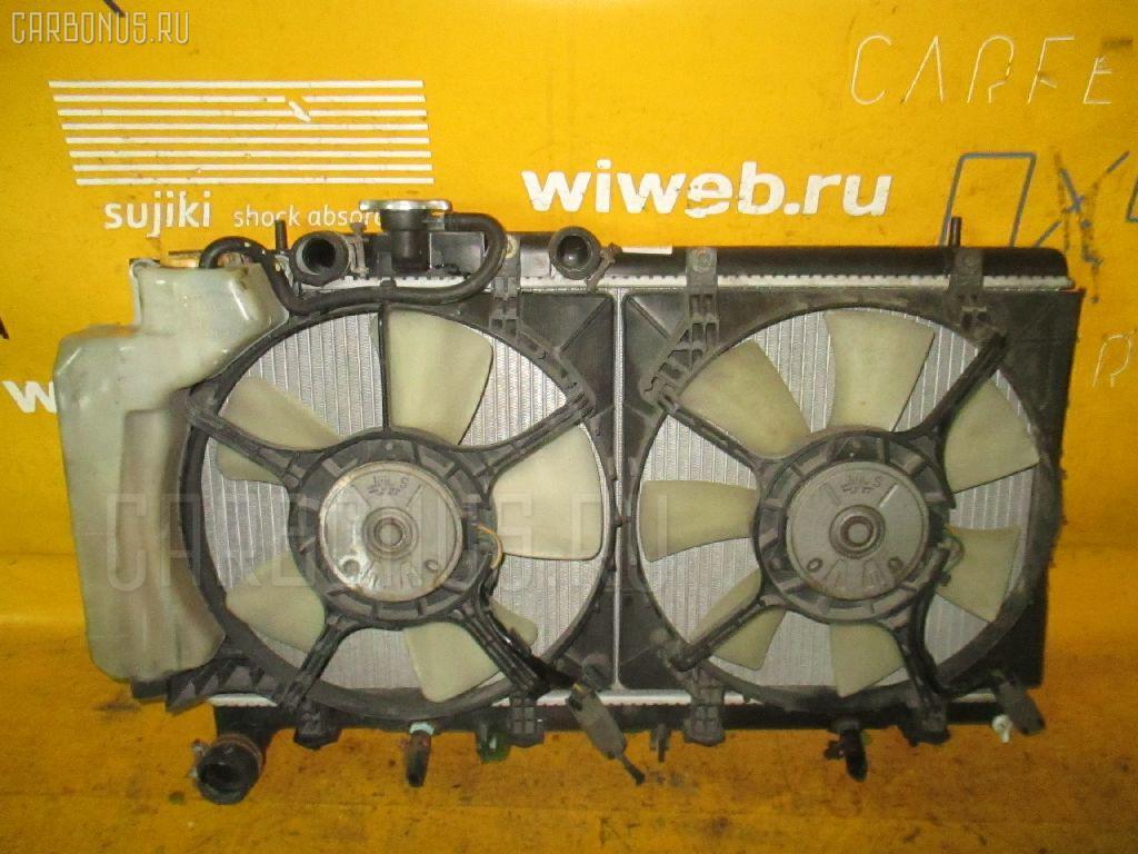 Радиатор ДВС SUBARU LEGACY LANCASTER BHE EZ30 Фото 2
