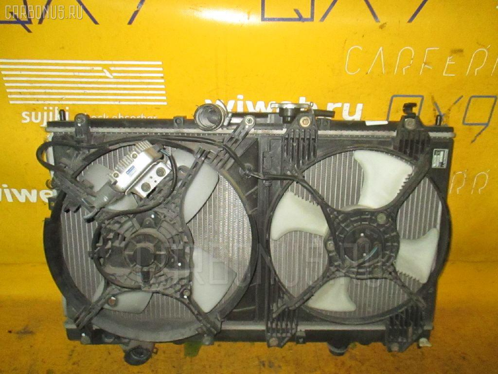 Радиатор ДВС MITSUBISHI GALANT EA1A 4G93 Фото 2