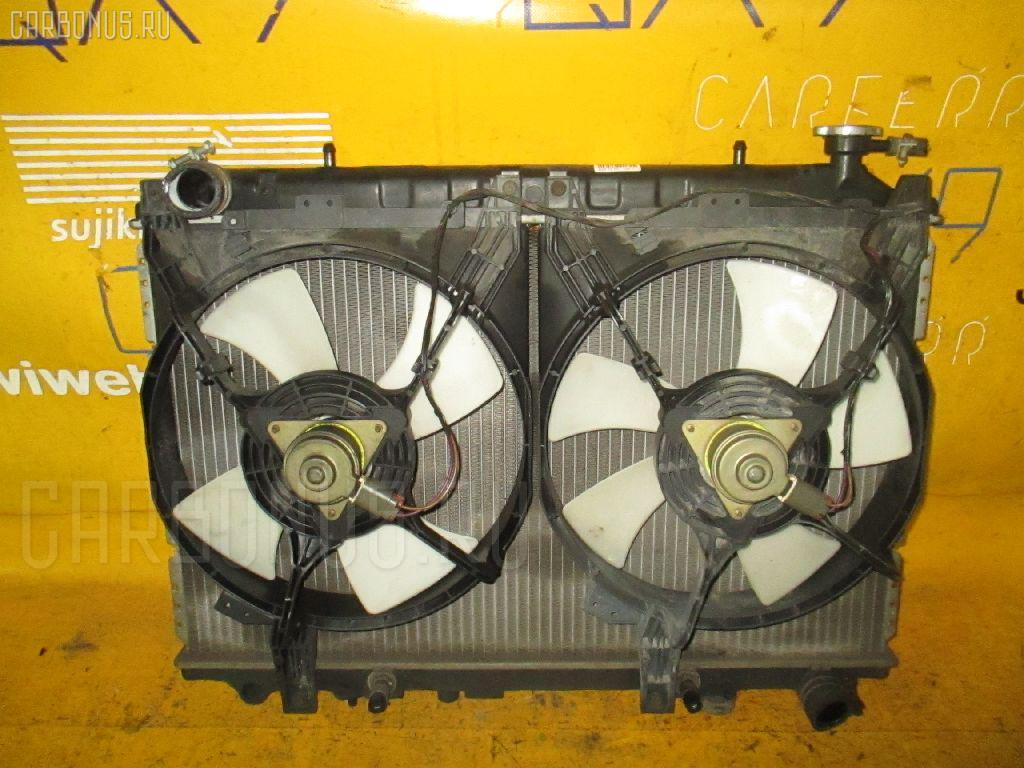 Радиатор ДВС NISSAN SERENA KBC23 SR20DE Фото 1