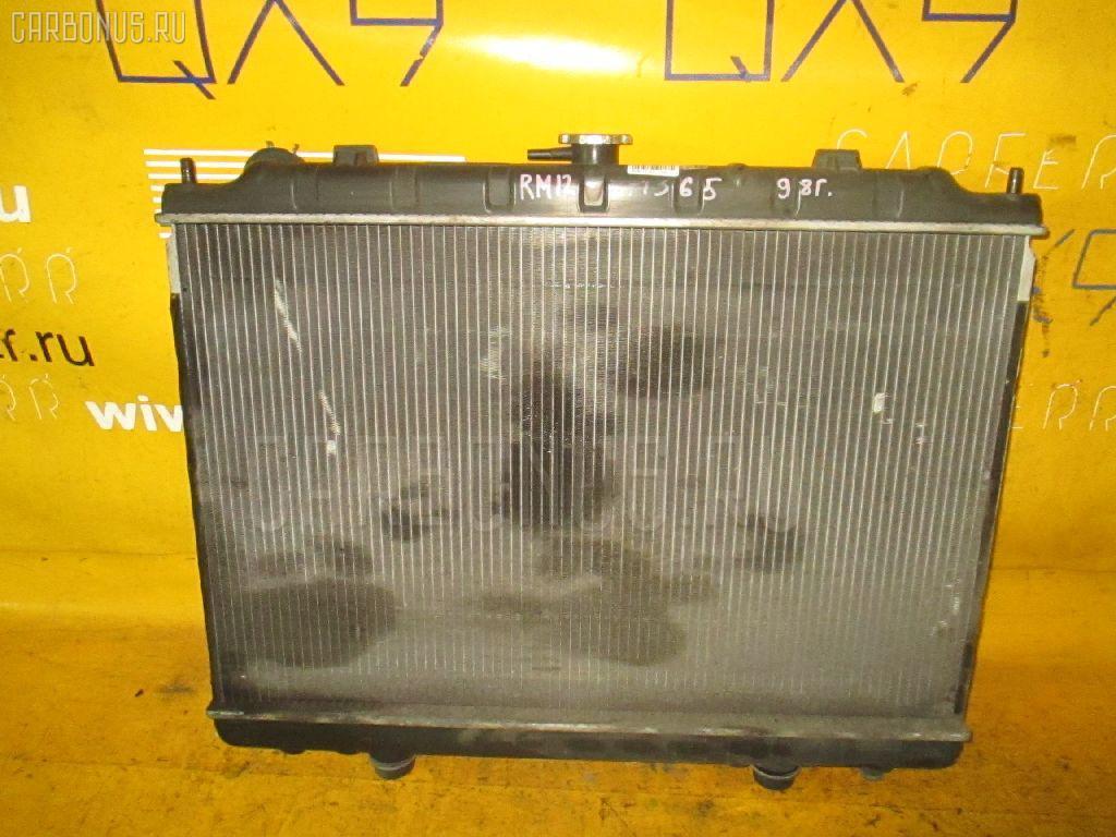 Радиатор ДВС NISSAN LIBERTY RM12 QR20DE Фото 1