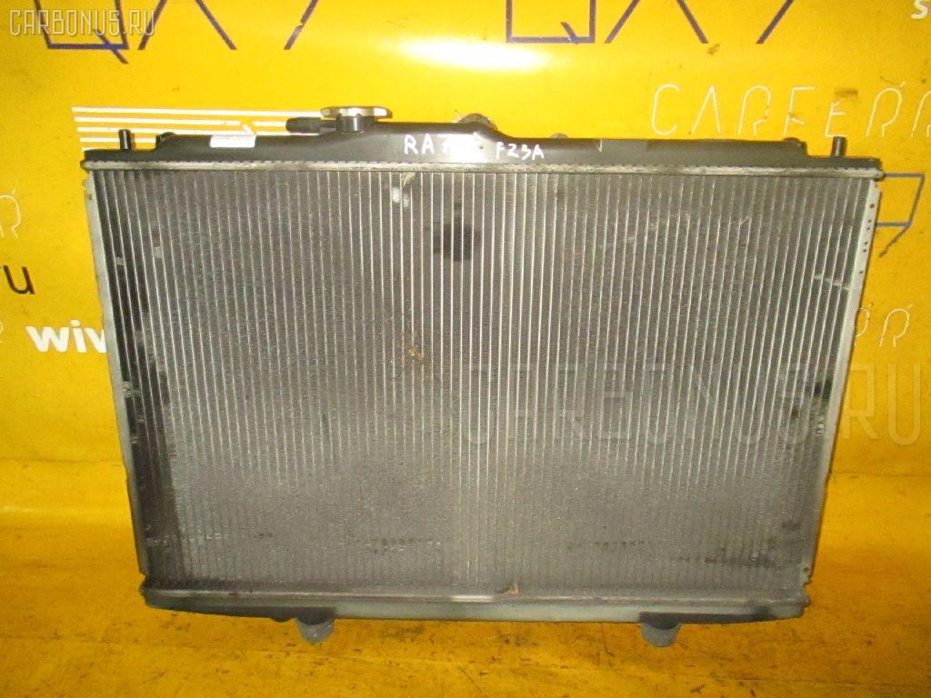 Радиатор ДВС HONDA ODYSSEY RA7 F23A Фото 1
