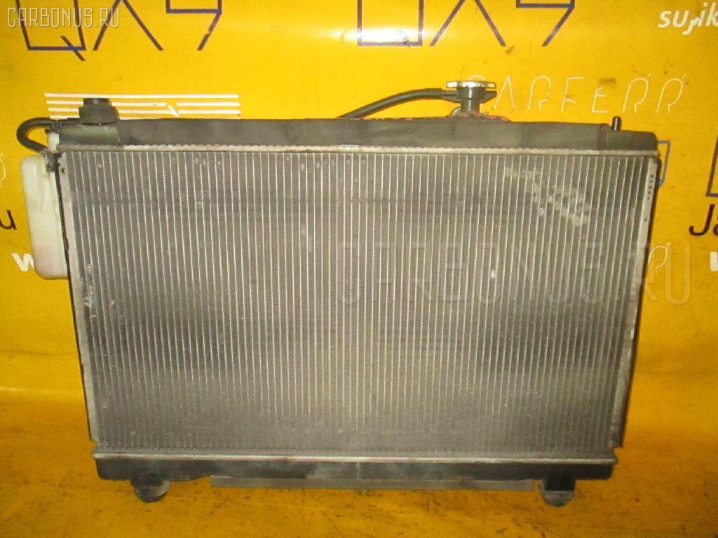 Радиатор ДВС TOYOTA NOAH AZR65G 1AZ-FSE. Фото 4