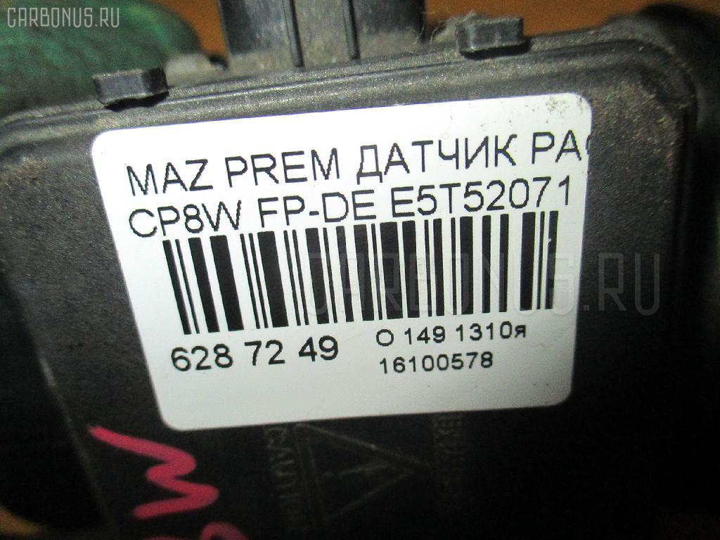 Датчик расхода воздуха MAZDA PREMACY CP8W FP-DE Фото 3