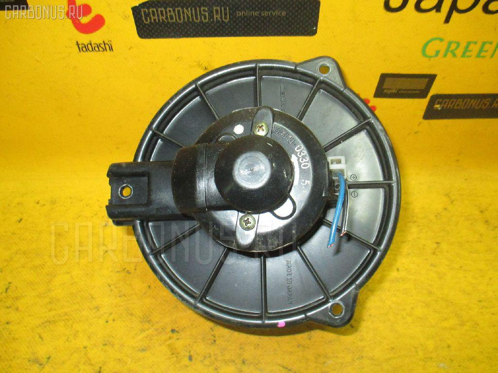 Мотор печки MITSUBISHI DELICA SPACE GEAR PD6W. Фото 8