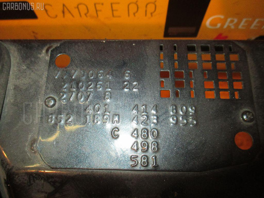 Планка телевизора MERCEDES-BENZ E-CLASS STATION WAGON S210.261 112.911 Фото 1