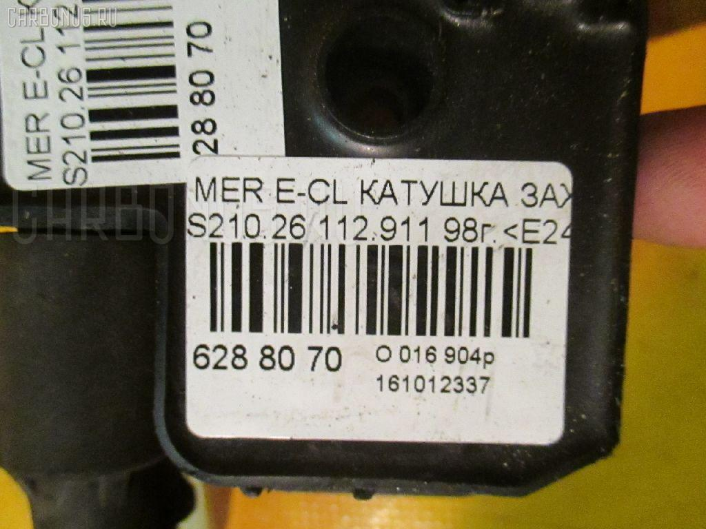 Катушка зажигания MERCEDES-BENZ E-CLASS STATION WAGON S210.261 112.911 Фото 2