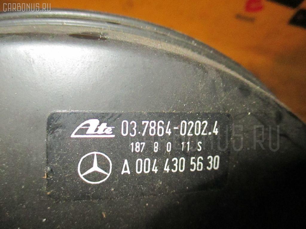 Главный тормозной цилиндр MERCEDES-BENZ E-CLASS STATION WAGON S210.261 112.911 Фото 4