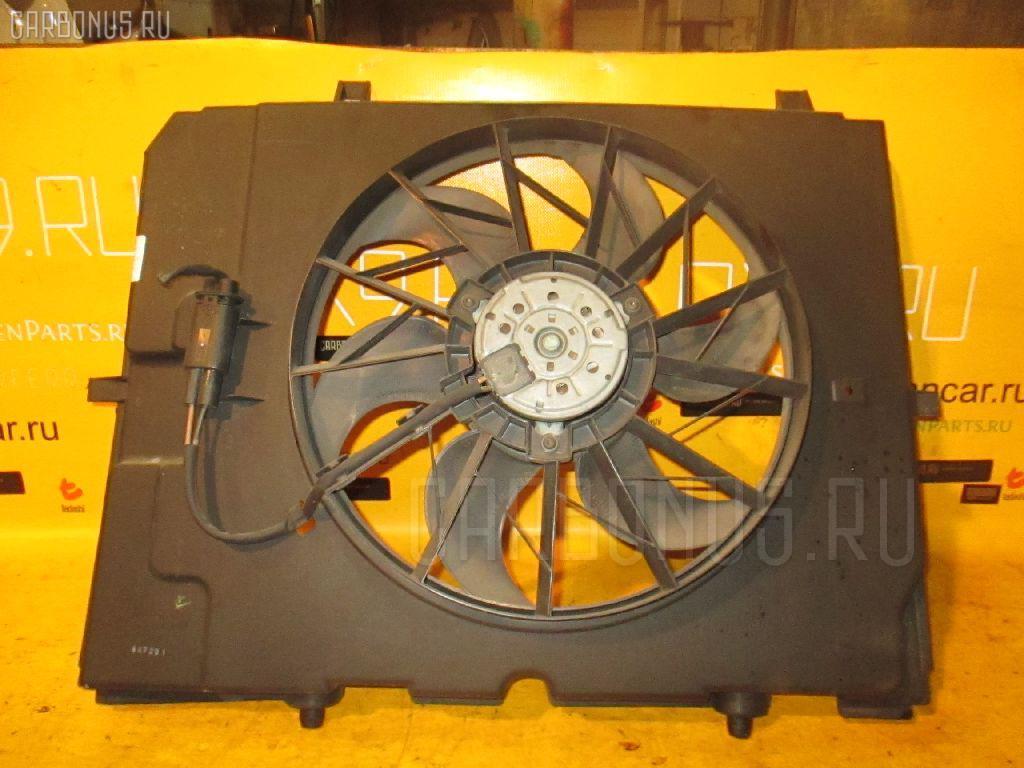 Вентилятор радиатора ДВС MERCEDES-BENZ E-CLASS STATION WAGON S210.261 112.911 Фото 1